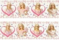 Glamour Barbie Wall Border