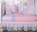 Camelot Cot Valance