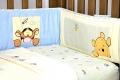 Winnie the Pooh Soft & Fuzzy  Cot Bumper