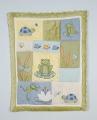 Leap Froggie Cot Quilt
