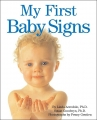 My First Baby Signs Board Book