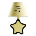 Twinkle Little Star Lamp Shade & Base