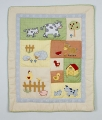Barn Yard Cot Quilt