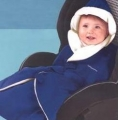 Go Cozy Fleece Lined Travel Wrap - Infant