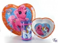 My Little Pony Dinner Set