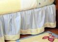 Winnie the Pooh Soft & Fuzzy Cot Valance