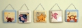 Winnie the Pooh Soft & Fuzzy Wall Hangings