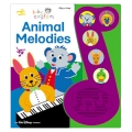 Animal Melodies - Musical Book