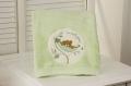 Sage Green Baby Boa Blanket