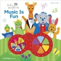 Music is Fun - Drum Sounds Musical Book