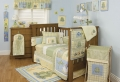 Leap Froggie 6pc Cot Set