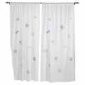 Gossamer Wings Curtains