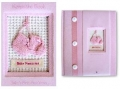 Keepsake Book - Pink Booties