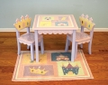 Camelot Table & Chairs