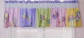 Gossamer Wings Window Valance