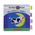 My First Taggies Board Book - Hey Diddle Diddle