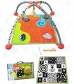 Shangrila Activity Mat with Toy Arch