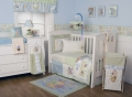 Silver Lining 6pc Cot Set