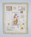 Silver Lining Cot Quilt