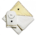 Twinkle Little Star Hooded Towel Set