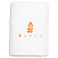 Barnyard Embroidered Bath Towel