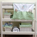 ABC123 Green Nursery Organiser
