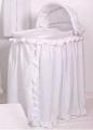Celestial Hailspot Hooded Carry Bassinette - Short Skirt
