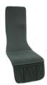 Safe n Sound Seat Saver - Black