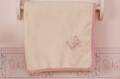 Sofia Fleece Embroidered Blanket