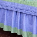 Construction Zone Cot Valance