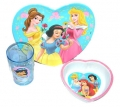 Disney Princess 3 pce Dinner Set