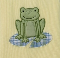 Leap Froggie Thermal Blanket