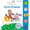 Little Pop-Up Song Book - Farm Friends