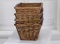 Kidsline Wicker Baskets - Pecan