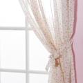 Princess Curtains with Tiebacks