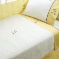 Twinkle Little Star Cot Waffle Blanket