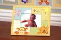 Winnie the Pooh Soft & Fuzzy Photo Frame