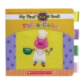My First Taggies Board Book - Pat a Cake