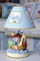 Silver Lining Lamp & Base