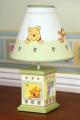 Winnie the Pooh Lamp & Base