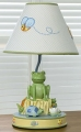 Leap Froggie Lamp & Base