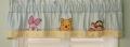 Winnie the Pooh Soft & Fuzzy Window Valance
