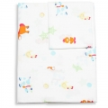 Barnyard 3pc Cot Sheet Set