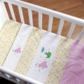 Princess Bassinette Cradle 3pc Set