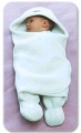 Snug as a Bug Polar Fleece Baby Wrap