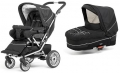 Cerox City 360 Combi - Black