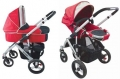 Strider 4 Combi - Red