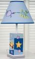 Sea Life Lamp & Base