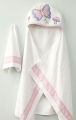 Gossamer Wings Hooded Towel Set