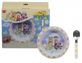Little Wiggles Feeding Bowl & Spoon